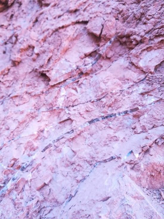 Les couches de quartz