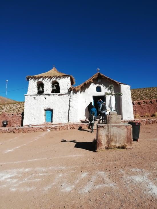 L'église de Machuca