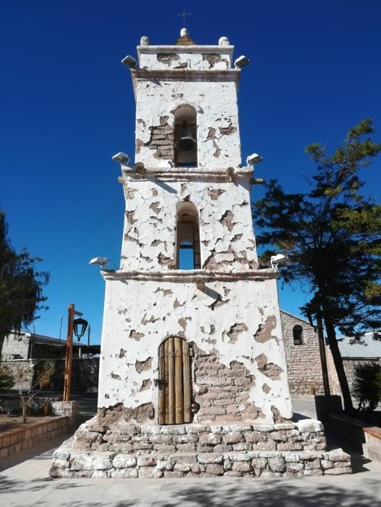 L'église de Toconao