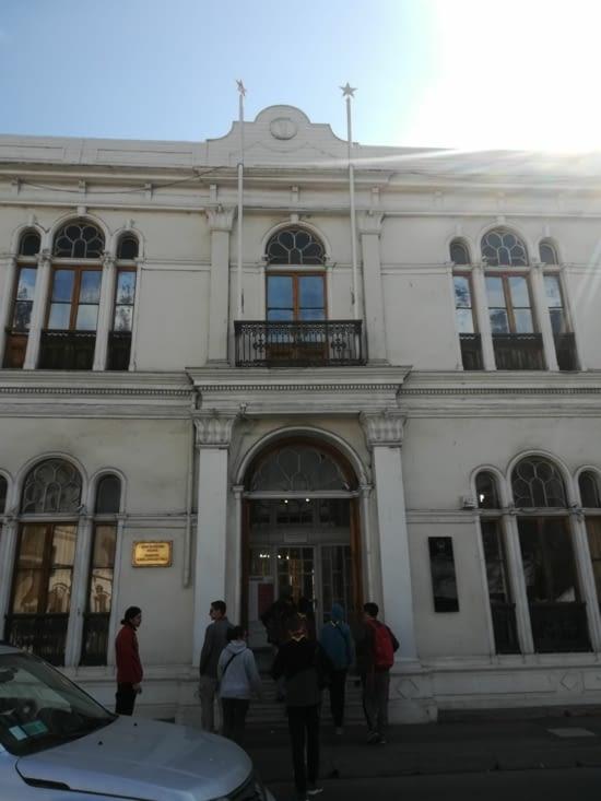Le musée du Président Gonzales Videla