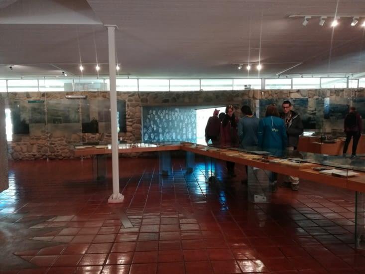 Le musée Gabriela Mistral