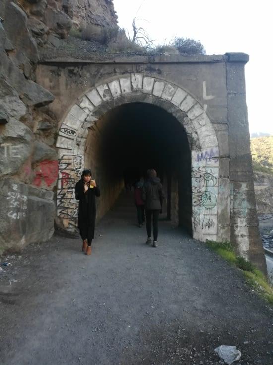 Tunnel des mines
