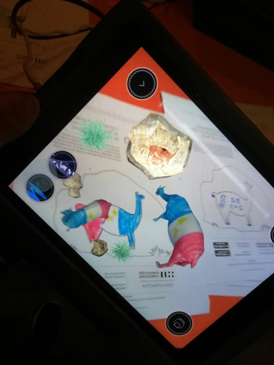 Un logiciel qui permet de faire de notre dessin une animation 3D.
