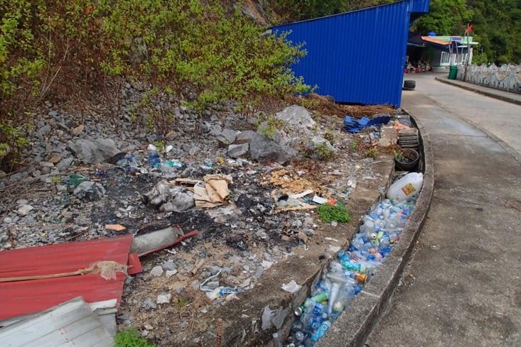 Le Vietnam n'est pas non plus épargné par le fléau du plastique...