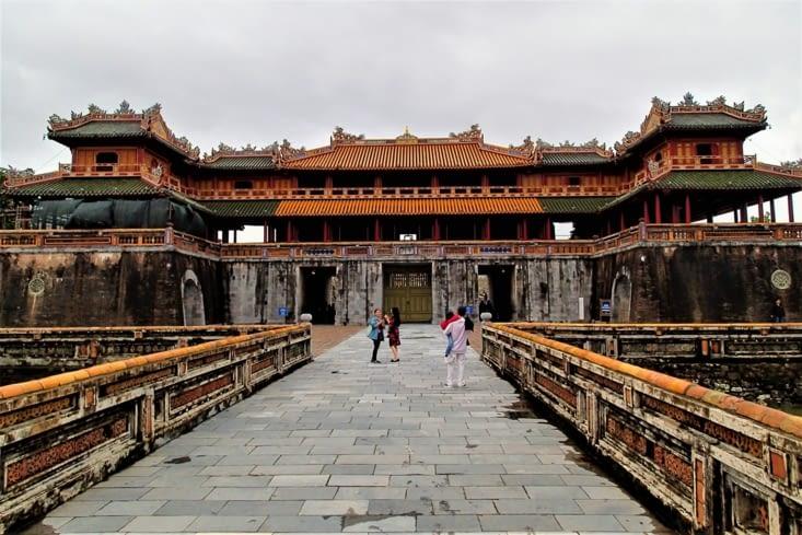 L'une des raisons de la protection Unesco de la ville est sa citadelle.