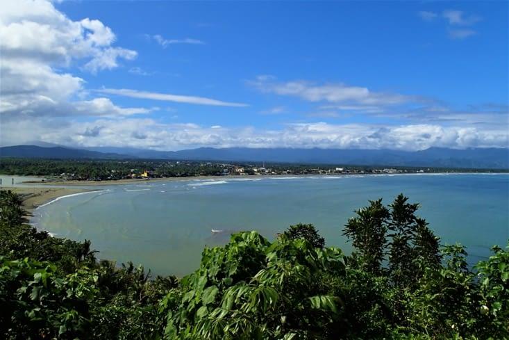 Ermita Hill. Point le plus haut de la ville et refuge en cas de tsunami.