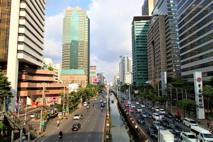 C'est déjà l'heure de partir. Ciao ciao Bangkok. On se revoit dans 2 semaines.