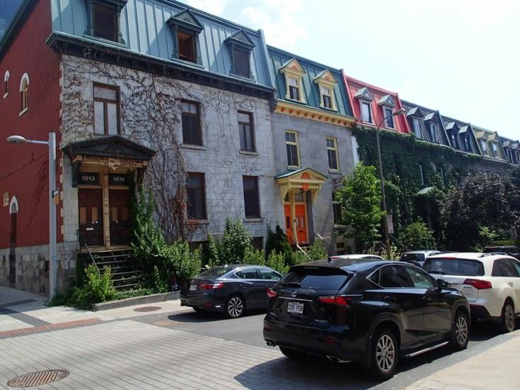 """Vieux Montréal. Enfin... """"vieux"""", la ville n'a même pas 400 ans."""