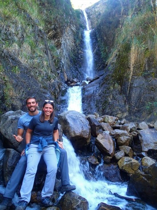 Les cascades et nous c'est une grande histoire d'amour !