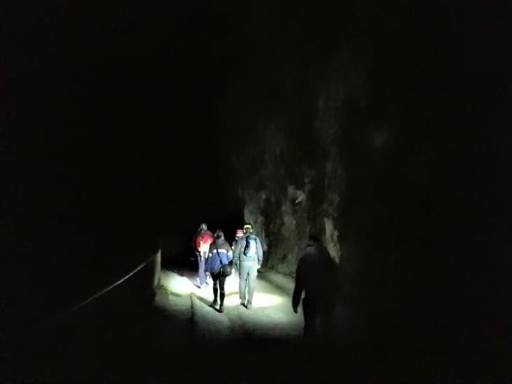 Réveil à 3h30 du mat pour l'ascension des 2000 marches du Machu Picchu.