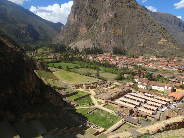 Après la chute de Cusco, elle fut le siège de combats acharnés entre Incas et Espagnols.