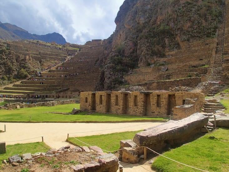 Les Incas n'étaient pas de bon scribe ! Beaucoup de mystères entoure ce site.