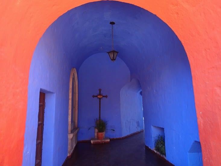 C'est un lieu agréable à visiter pour ses couleurs !