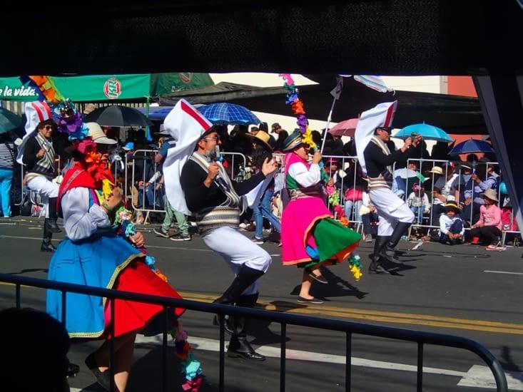 Au programme, défilé et danses traditionnelles sur toute la journée !