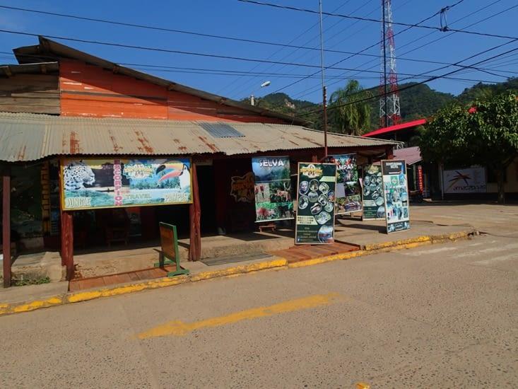 Escorpion : c'est l'agence que nous avons pris pour notre excursion dans la Pampa.