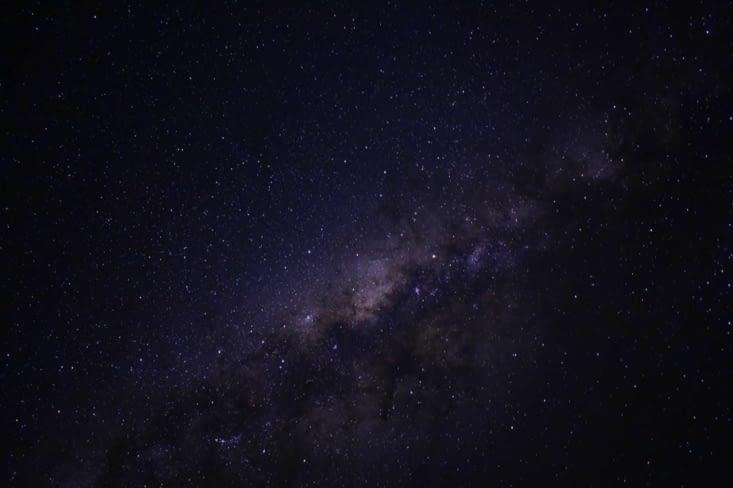 Le désert d'Atacama est l'un des endroits au monde on l'on voit le mieux les étoiles.