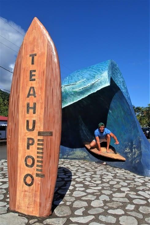 LE spot mythique de tous les surfeurs !!!!!! On y croirait presque ?