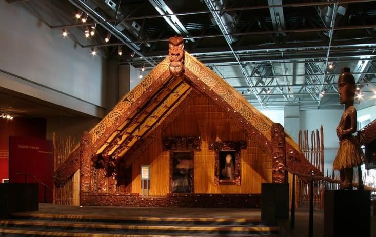 Ce musée est super parce qu'il fait le point sur de nombreux thèmes pour comprendre la NZ.