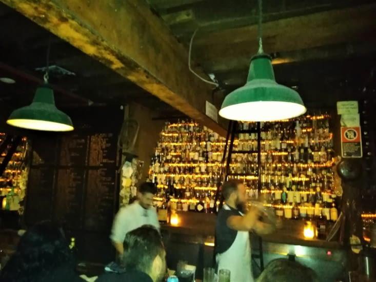 Si vous voulez boire du whisky vous êtes servis !
