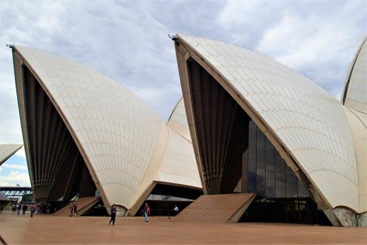 Qui dit Sydney dit opéra donc nous y voilà !