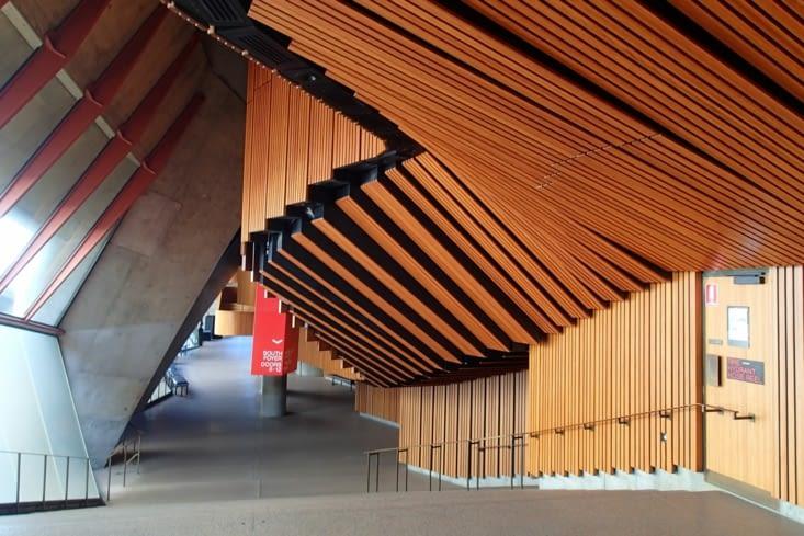"""Construit dans les années 50, l'architecture est très avant-gardiste pour l""""époque."""