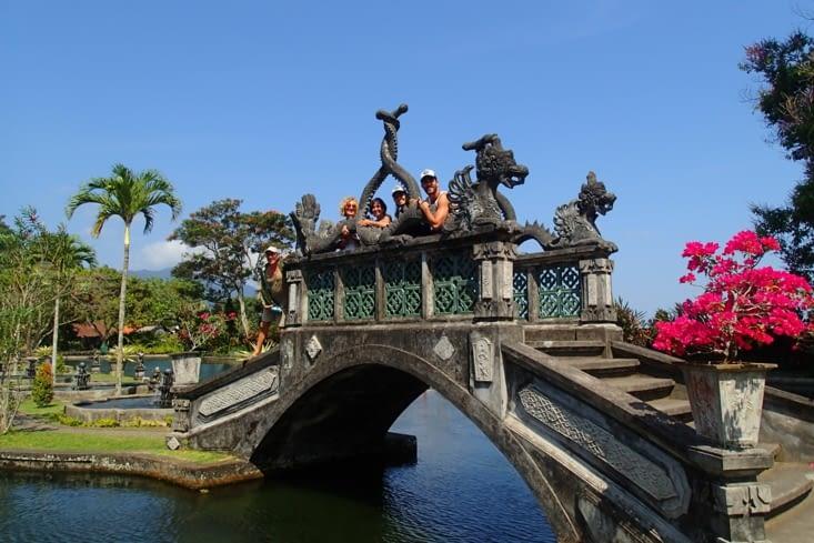 C'est l'un des lieux de Bali que nous avons préféré en termes de calme et de beauté.