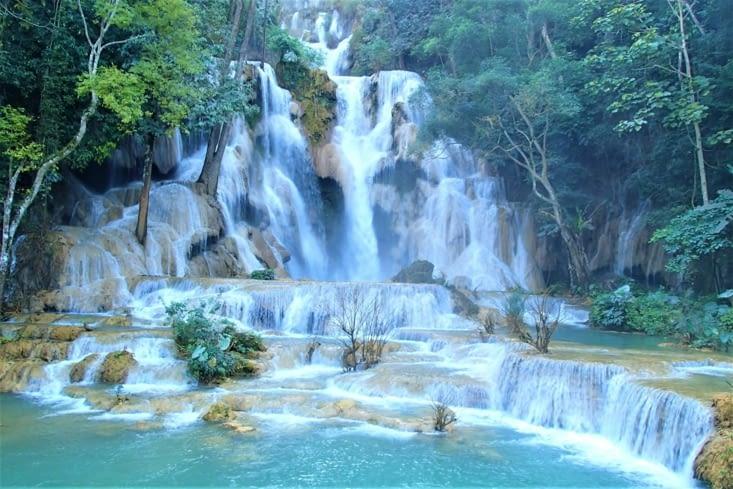 Avec une immense cascade à la fin !!!!!! Magnifique !!!!!!!