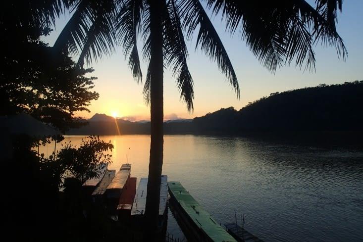 Il ne reste plus qu'à se poser, manger tranquillement en admirant le coucher de soleil ?