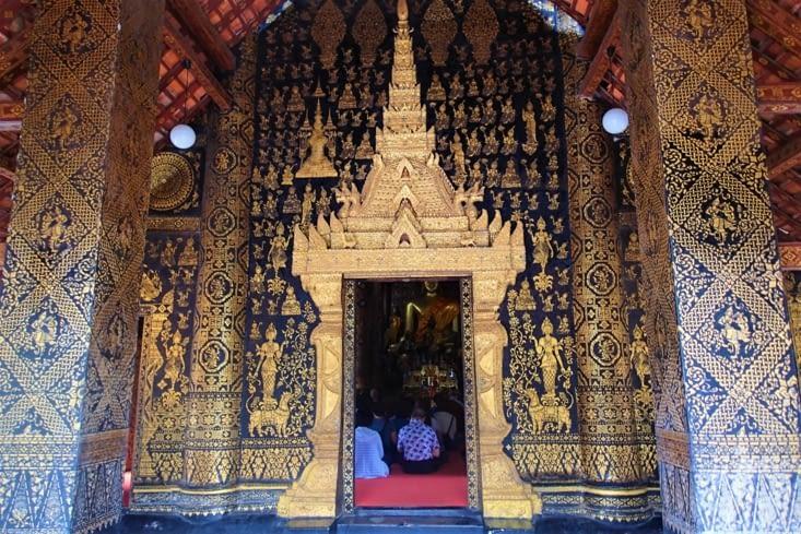 La beauté des temples bouddhistes....
