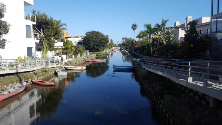 Venice un endroit calme et magnifique