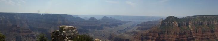 Dernier panorama et au revoir Grand Canyon ?
