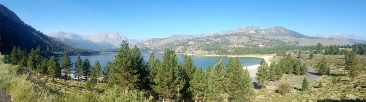 Lac de June Lake