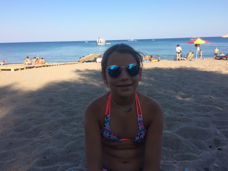 On a croisé Eloïse Kardashian sur la plage!?
