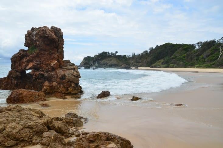 Flynn's Beach, une des Plages de Port Macquarie