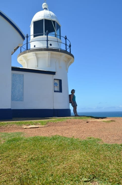 Port Macquarie's lighthouse