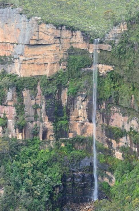 La cascade de Bridal Veil