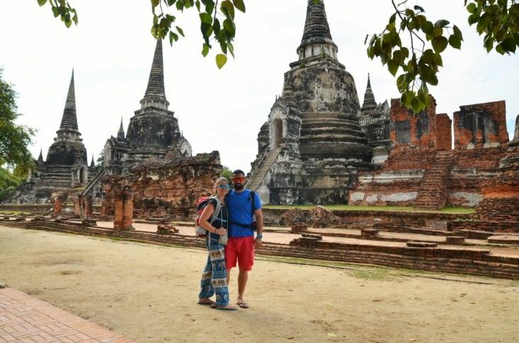 Le Wat Phra Si Sanphet