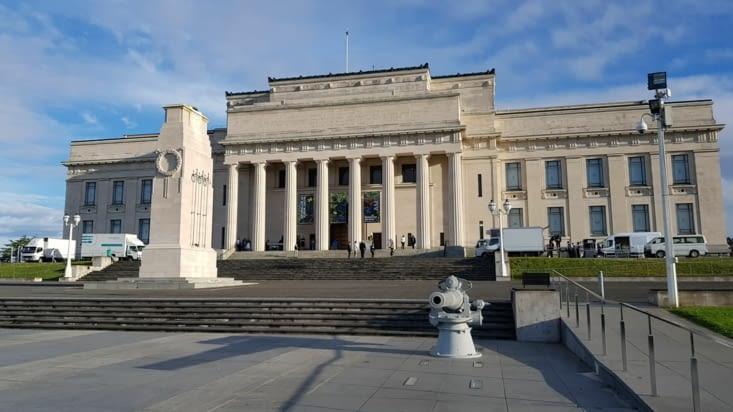 Le musée des civilisations et des armées