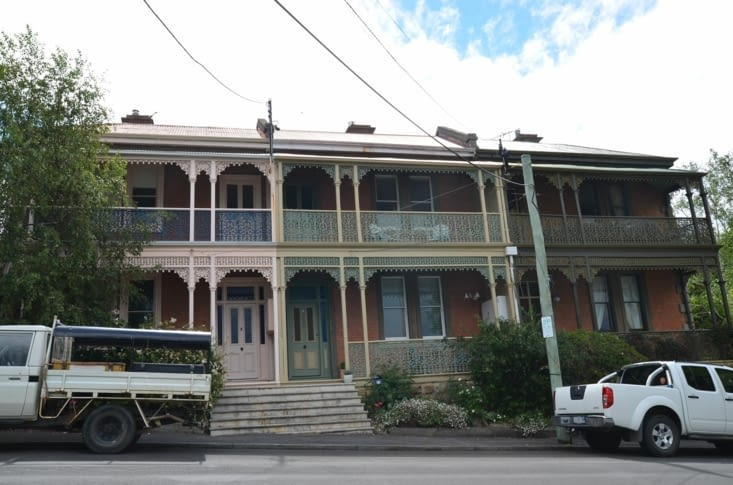 Maisons dans Hobart