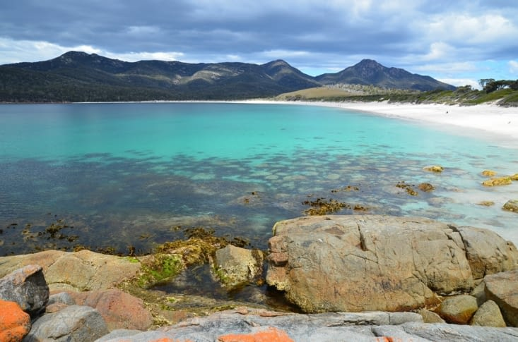 Wineglass Bay.... NO COMMENT