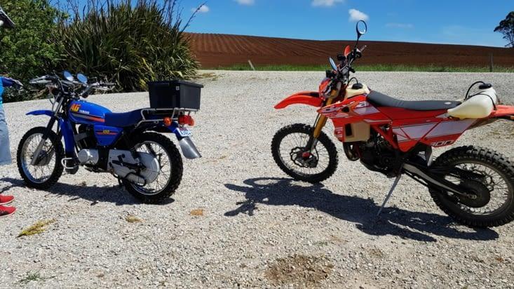 Les motos 😉