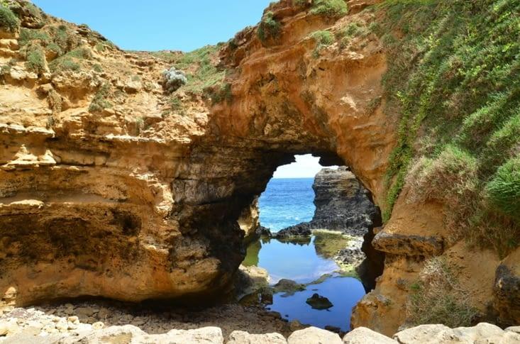 2ème arrêt : The Grotto