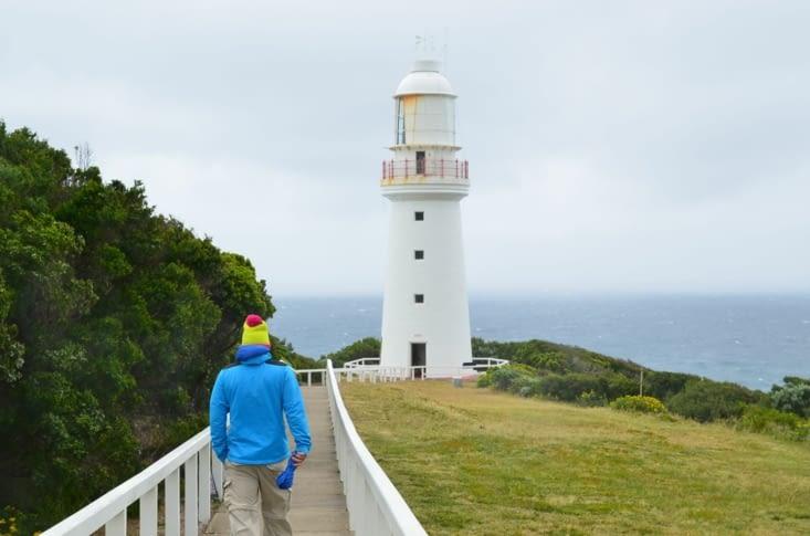 Le phare du Cap Otway