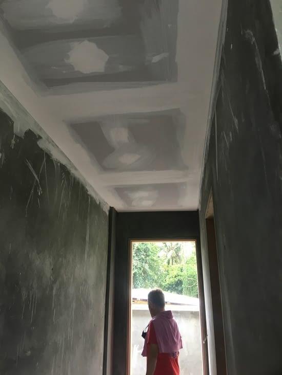 Et les plafonds …