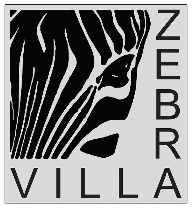Le logo et nom de notre villa !