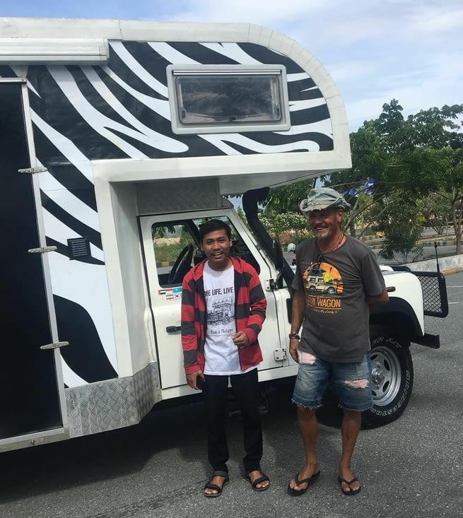 Ahrmad de Palu a Sulawesi