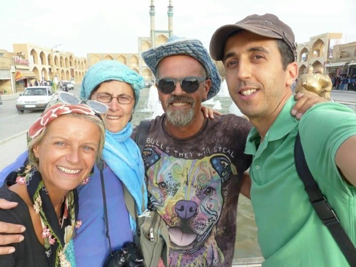 """Enfin des Français """"voyageurs"""" dans l'âme :  Rabah, Dalila"""