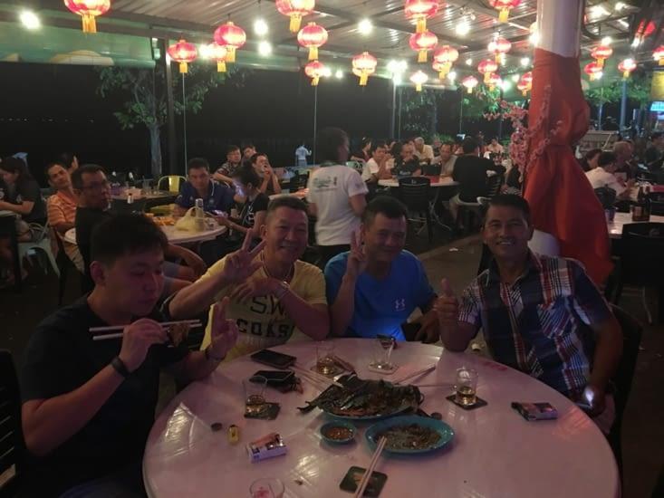 Jack et tous ses amis Chinois (voir «Malaisie»)
