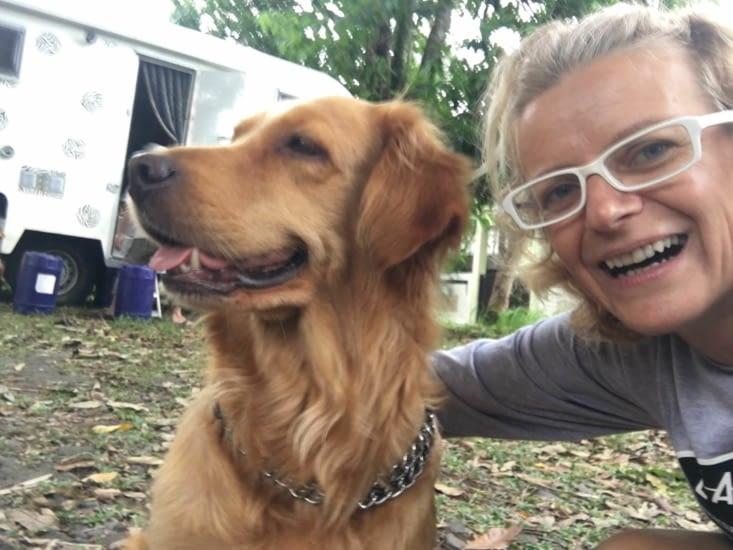 Pour Eva ... les chiens sont des rencontres !