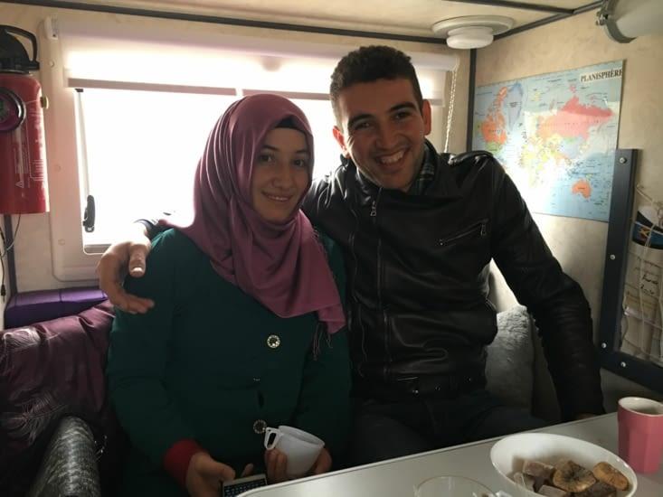 Yashar et Suzane